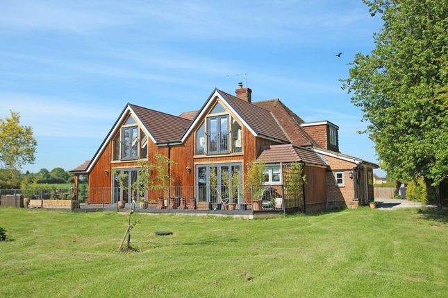 Thumbnail Detached house for sale in East Dean Road, Lockerley, Romsey