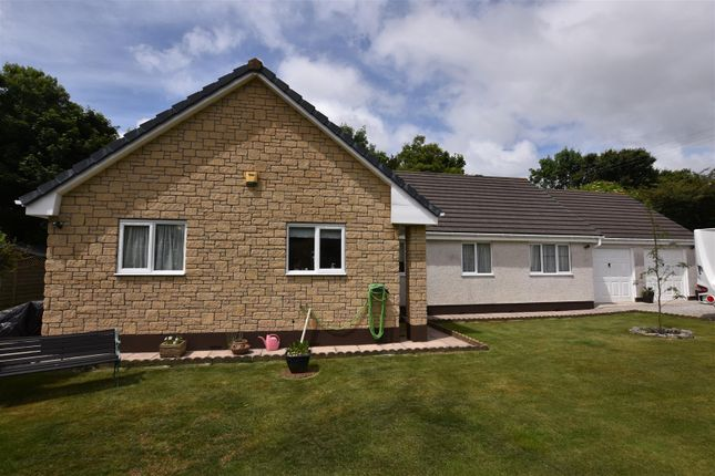 Thumbnail Detached bungalow for sale in Rosewarne Mews, Tehidy Road, Camborne