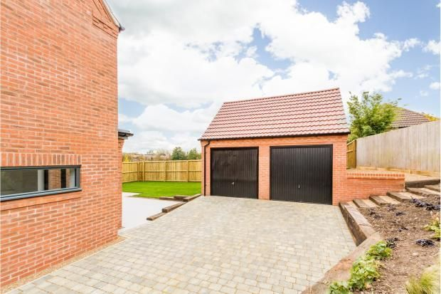 Thumbnail Detached house for sale in Plot 1, Valley View, Retford