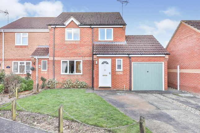 3 bed semi-detached house for sale in Heron Way, Necton, Swaffham PE37