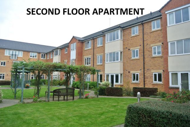 Thumbnail Flat for sale in Browning Court, Bourne, Lincolnshire