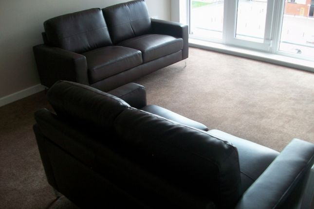 Thumbnail Flat to rent in Pilgrims Way, Salford, Greater Manchester
