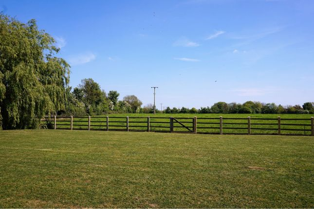 Rear Garden of Farthings Paddock, Alford BA7