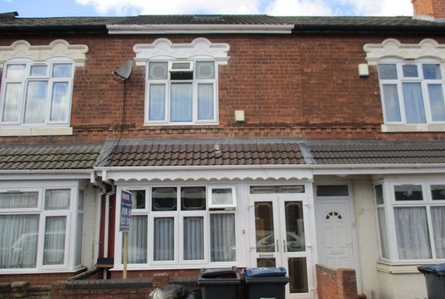 Thumbnail Terraced house for sale in Davey Road, Perry Barr