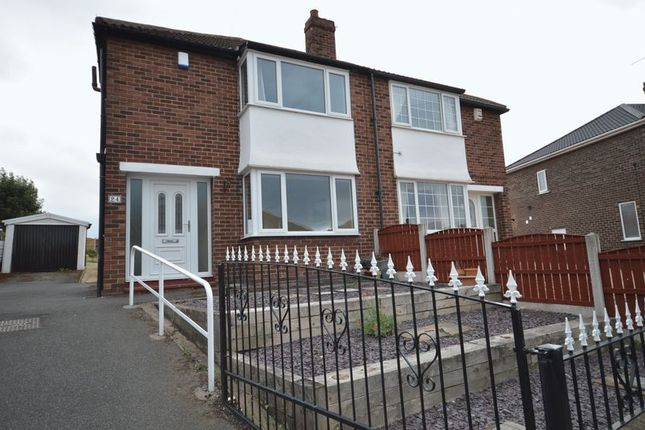 Thumbnail Semi-detached house to rent in Windermere Road, Castleford