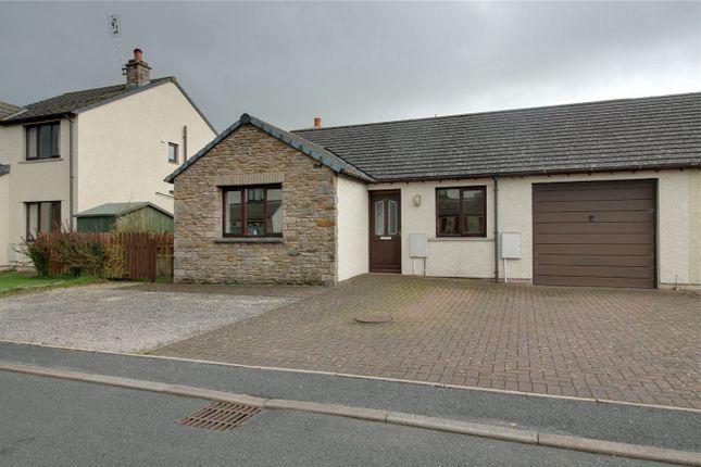 Thumbnail Semi-detached bungalow for sale in Peggy Nut Croft, Shap, Penrith