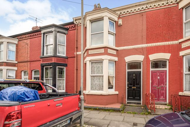 Thumbnail Terraced house for sale in Chetwynd Street, Liverpool, Merseyside