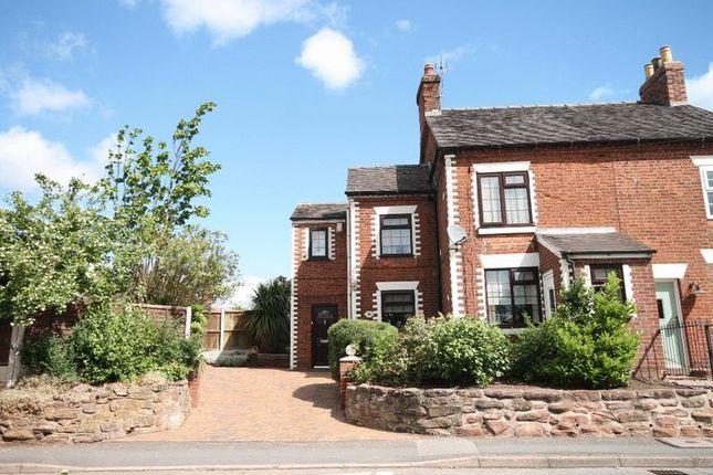 Thumbnail Semi-detached house for sale in Shrewsbury Road, Market Drayton