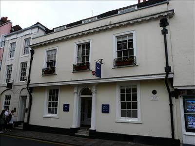 Office to let in 5 Castle Street, Canterbury