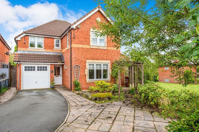 Thumbnail Detached house to rent in Prince Albert Court, St. Helens