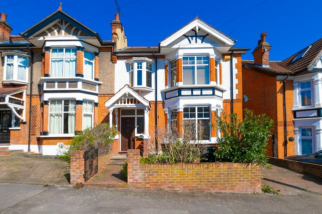 Thumbnail Semi-detached house for sale in Empress Avenue, Woodford Green