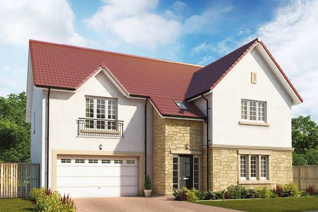 "Thumbnail Detached house for sale in ""The Moncrief At Kilmardinny Grange"" at Milngavie Road, Bearsden, Glasgow"