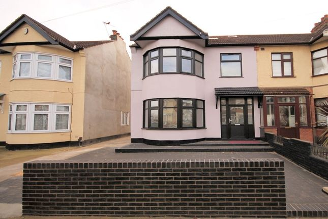 Thumbnail Property for sale in Castleton Road, Goodmayes, Ilford