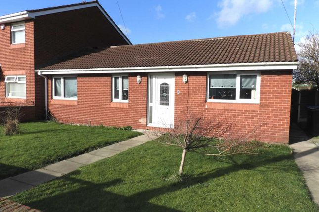Thumbnail Bungalow for sale in Houlston Road, Kirkby, Liverpool
