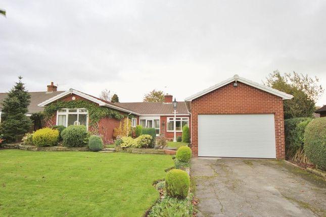 Thumbnail Detached bungalow for sale in Osmaston Road, Prenton, Wirral