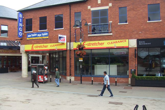 Thumbnail Commercial property to let in Alcester Street, Redditch, Worcs.