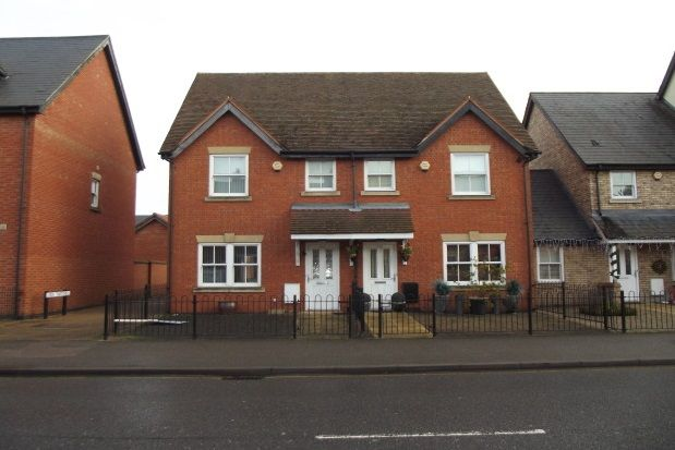 Thumbnail Semi-detached house to rent in Shortmead Street, Biggleswade