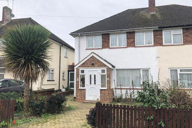 Thumbnail Property to rent in Regent Avenue, Hillingdon, Uxbridge