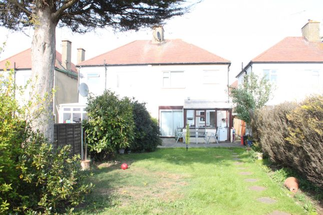 Garden (Main) of The Grove, Southend-On-Sea, Essex SS2