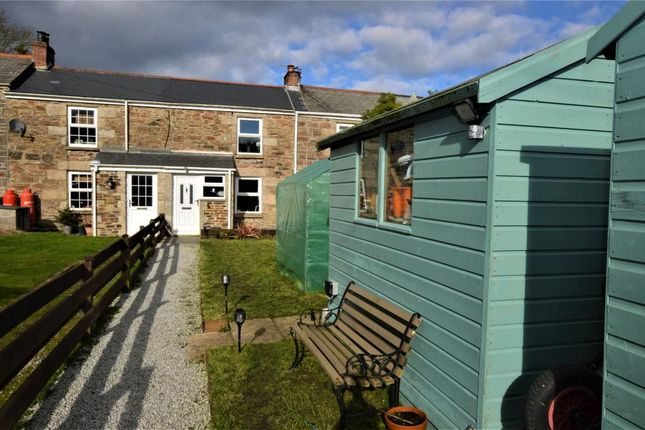 2 bed terraced house for sale in Lanner Moor, Redruth TR16