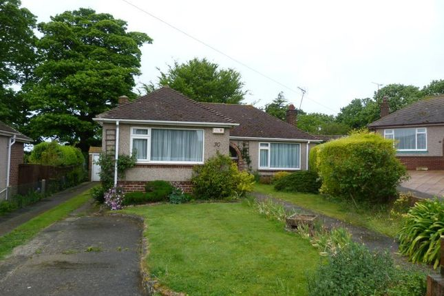 Thumbnail Bungalow for sale in Dane Court Gardens, St. Peters, Broadstairs