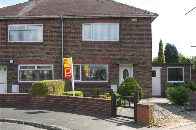 Thumbnail Semi-detached house to rent in Melrose Avenue, Bedlington