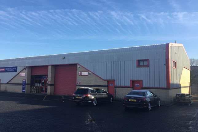 Thumbnail Industrial to let in Unit 6, Harmony Court, 6 Loanbank Place, Govan, Glasgow