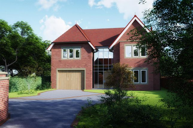 Thumbnail Detached house for sale in Plot 4, East End, Walkington, Beverley