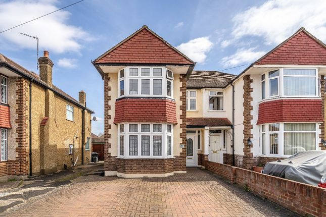Thumbnail Semi-detached house for sale in Tower View, Croydon