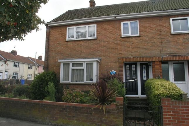 Thumbnail Semi-detached house to rent in Pier Avenue, Southwold