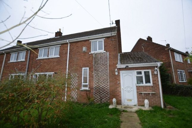 Thumbnail Semi-detached house for sale in Brigg Road, Messingham, Scunthorpe