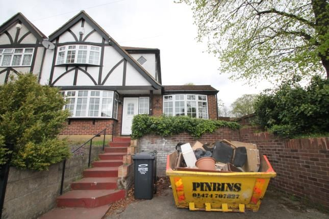 Thumbnail Semi-detached house for sale in Brent Lane, Dartford, Kent