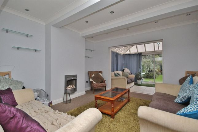Thumbnail Semi-detached house to rent in Cranmore Gardens, Aldershot, Hampshire