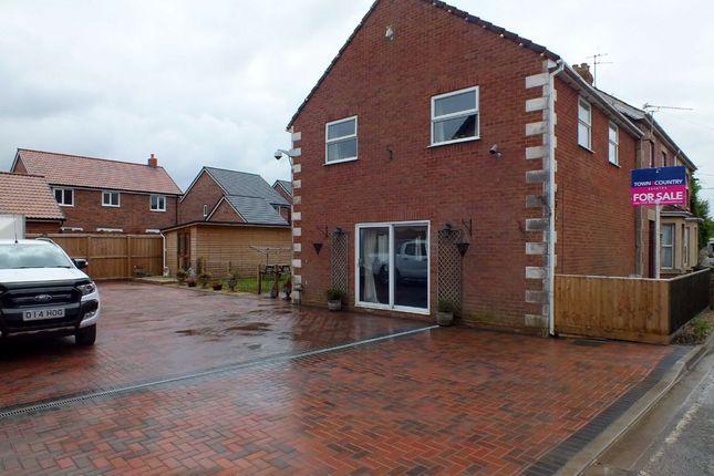Thumbnail Semi-detached house for sale in Semington Road, Melksham, Wiltshire
