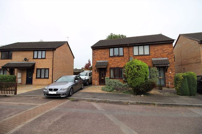 Thumbnail Semi-detached house to rent in The Glen, Yate, Bristol