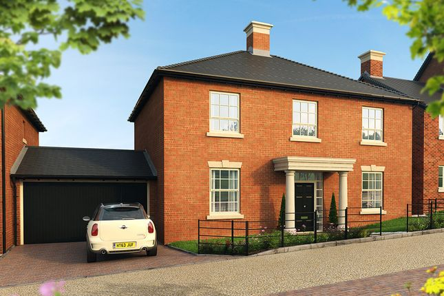 """Thumbnail Detached house for sale in """"The Dashworth """" at Pitt Road, Winchester"""