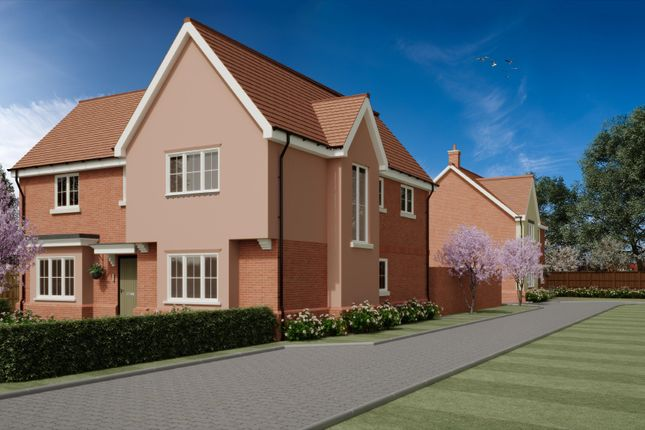 Thumbnail Detached house for sale in Bears Lane, Lavenham, Sudbury