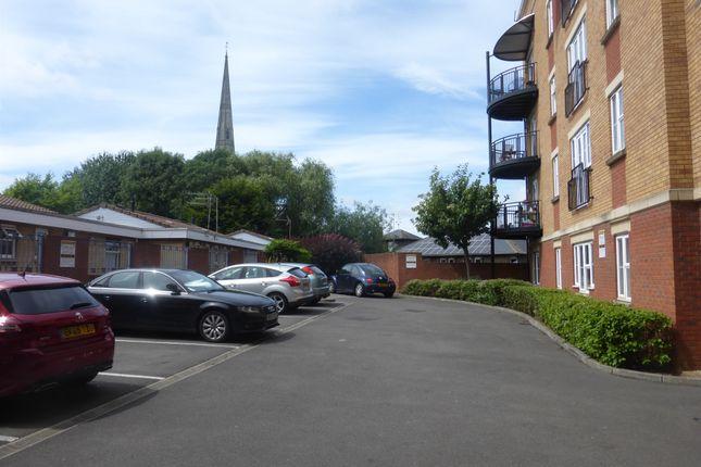 Thumbnail Flat for sale in Prewett Street, Redcliffe, Bristol