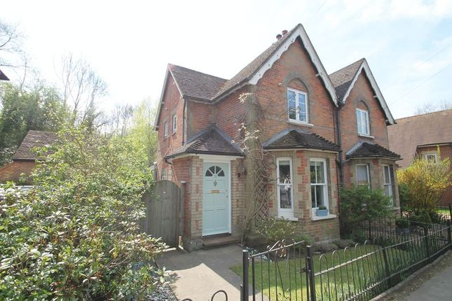 Thumbnail Semi-detached house for sale in Station Road, Gomshall, Guildford