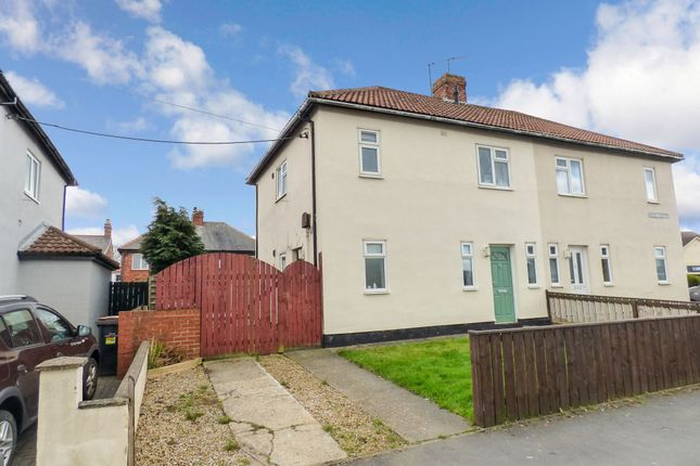 3 bed semi-detached house for sale in Kirby Avenue, Framwellgate Moor, Durham DH1