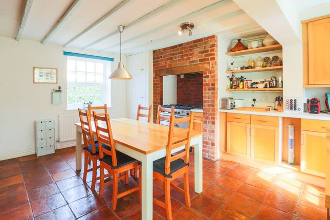 Thumbnail Detached house for sale in Chapel Road, Morley St. Botolph, Wymondham, Norfolk