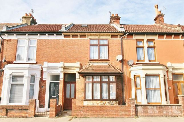 3 bed terraced house for sale in Haslemere Road, Southsea