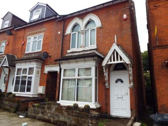 Thumbnail End terrace house for sale in Dawlish Road, Selly Oak, Birmingham, West Midlands