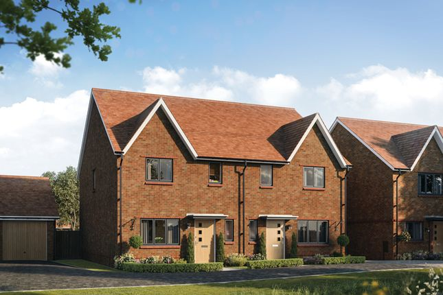 "Thumbnail Property for sale in ""Leith"" at Sheerlands Road, Arborfield, Reading"