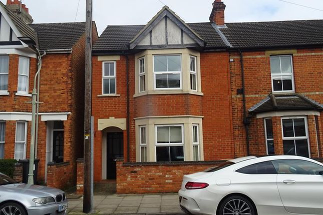 Thumbnail Semi-detached house to rent in George Street, Bedford