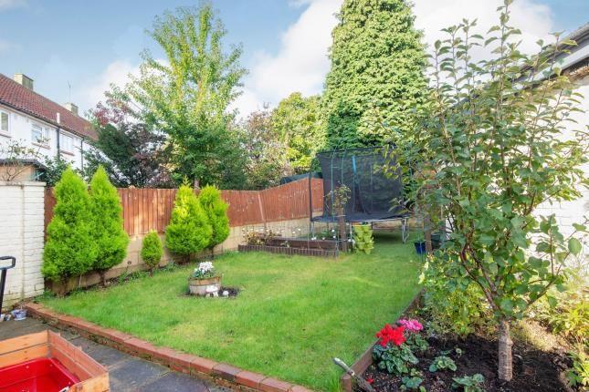 Garden of Hereford Way, Chessington KT9
