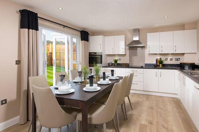 "Thumbnail Detached house for sale in ""Halton"" at Doncaster Road, Hatfield, Doncaster"