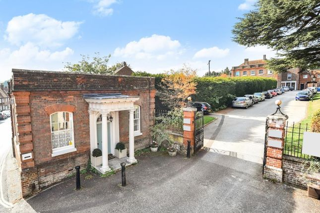 Thumbnail Detached house for sale in Chesham Old Town, Buckinghamshire
