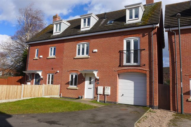Thumbnail Semi-detached house to rent in Crediton Close, Styvechale, Coventry, West Midlands