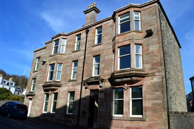 Thumbnail Flat for sale in Flat 1/1, 4 Mackinlay Street, Rothesay, Isle Of Bute